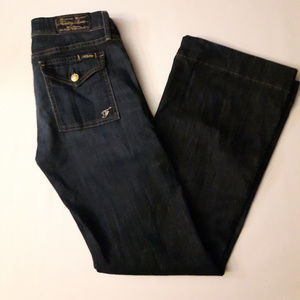 Fidelity Jeans 29 x 34 Made in USA Flare